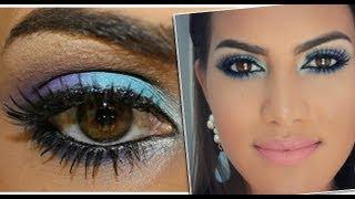 Maquiagem para Festa de 15 Anos ou Formatura! Por Camila Coelho
