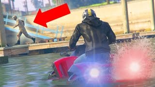 UNDERCOVER BLAZER AQUA COPS! | GTA 5 Online