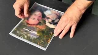 How To Register A 3D Photo To The Lenticular Lens