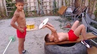 getlinkyoutube.com-Workout Body Boys -  Evpatoria Crimea