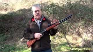 getlinkyoutube.com-La carabine 1886 Lever Action cal 444 Marlin de Pedersoli