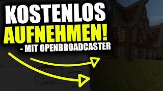 getlinkyoutube.com-KOSTENLOS AUFNEHMEN! ★ OBS Einstellungen für Minecraft + andere Spiele ★ OBS Tutorial #2
