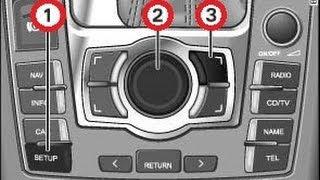 getlinkyoutube.com-MMI Reset / Neustart  Audi  ( A3 A4 A5 A6 A7 Q3 Q5 Q7 ) Affengriff
