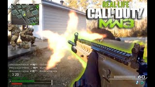 MW3 First Person Shooter