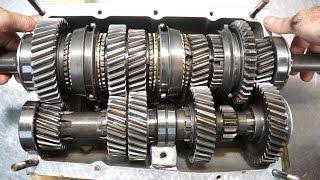 getlinkyoutube.com-Richmond Gear  4+1 5 Speed Shift Improvements - Part 1