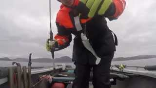 getlinkyoutube.com-GoPro Hero 4 Silver: Norwegen Fishing