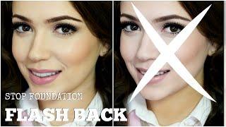 getlinkyoutube.com-Makeup Tutorial Tip | Stop Foundation Flash Back