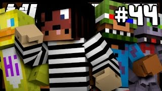 "getlinkyoutube.com-Minecraft: ""FIVE NIGHTS AT FREDDY'S"" Modded Cops N Robbers! #44"