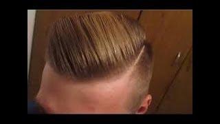 getlinkyoutube.com-THE BEST POMPADOUR HAIRCUT MEN - MARCO REUS | Hairstyle FIFA 17 GAMES