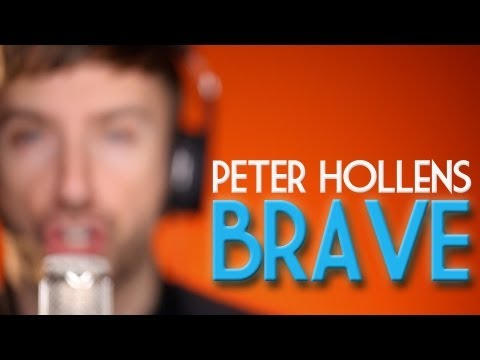 Brave - Josh Groban - Peter Hollens A Cappella Cover