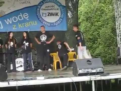 Pokaz Pabianickiej sekcji KAPAP 15.06.2014