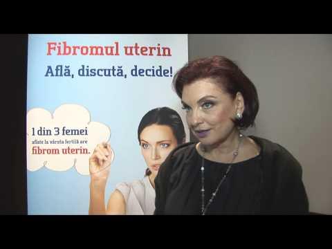 Dr. Zorela Sgarbura despre fibromul uterin