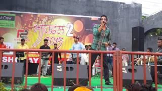 getlinkyoutube.com-Jass Bajwa At Punjabi University Patiala