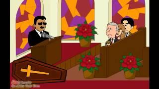 getlinkyoutube.com-Hitler Misbehaves at a Funeral