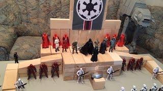 getlinkyoutube.com-Star Wars Diorama: Empire