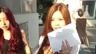 getlinkyoutube.com-BJ윤마,왕쥬,쏘님,윤경 먹방데이 리허설후 고기먹방 - 최군TV - 1