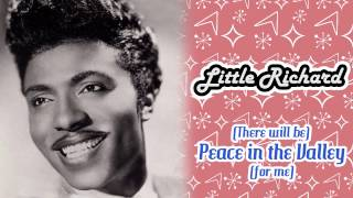getlinkyoutube.com-Little Richard - (There Will Be) Peace In The Valley (For Me)