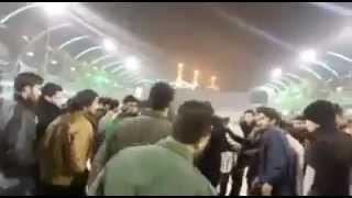 getlinkyoutube.com-ايراني يسب اصحاب الرسول  وكان الرد رهيب من عراقي شريف شيعي