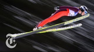 Sochi Olympics 2014 | On Ski Jumping: Jessica Jerome | The New York Times
