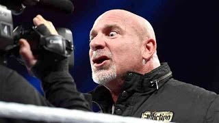 getlinkyoutube.com-عندما يغضب المصارع قولدبيرق - Goldberg Attacks Brock Lesnar,Randy Orton And more