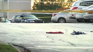 Un hombre fue asesinado de 4 disparos en un complejo de apartamentos al sur de Kansas City