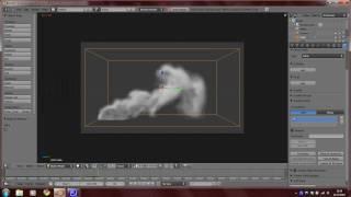 getlinkyoutube.com-Blender 2.5 Fire / Smoke Tutorial Part 1/2