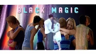 getlinkyoutube.com-The Next Step Couples ~ Black Magic