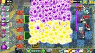 getlinkyoutube.com-Massive Sun Bomb Drop - Hack - Plants Vs. Zombies 2: It's About Time