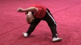 getlinkyoutube.com-Drunken Style - Instructional Wushu Form - 醉拳
