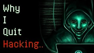 "getlinkyoutube.com-Horrifying Deep Web Stories ""Why I Quit Hacking.."" (Graphic) A Scary Hacker Story"