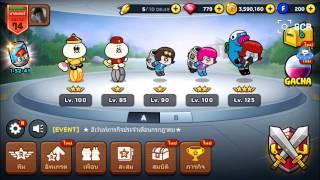 getlinkyoutube.com-Hack Line ranger 2.3.1 battle mode