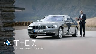 getlinkyoutube.com-The all-new BMW 7 Series. All you need to know.