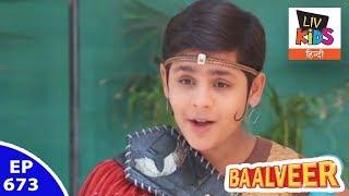 Baal Veer   बालवीर   Episode 673    Baalveer Motivates Kids To Study