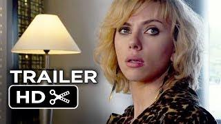 Lucy Official Trailer (2014) - Scarlett Johansson
