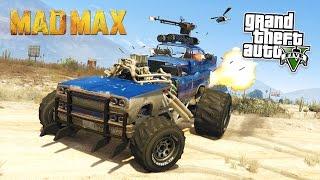 getlinkyoutube.com-GTA 5 PC Mods - MAD MAX MOD w/ EPIC VEHICLE MODS! GTA 5 Mad Max Mod Gameplay! (GTA 5 Mod Gameplay)