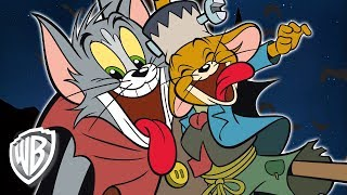 🔴WATCH NOW! SPOOKY TOM & JERRY, SCOOBY DOO! AND LOONEY TUNES! | WB KIDS