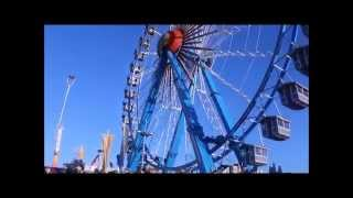 Auf der Wiesn dreht sich was - Spinning on the Oktoberfest (Video: Gerd Bruckner)