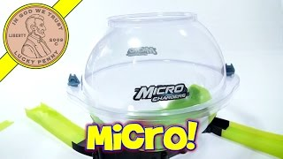 getlinkyoutube.com-Micro Chargers Light Racers Hyper Dome, Moose Toys