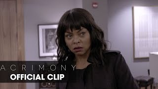 """Tyler Perry's Acrimony (2018 Movie) Official Clip """"I'm So Proud Of You"""" – Taraji P. Henson width="""