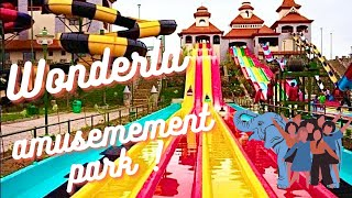 getlinkyoutube.com-Amazing Water Slides -Wonderla Amusement Park - Bangalore, India *HD*