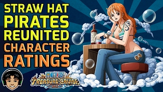 getlinkyoutube.com-Unit Ratings & Reviews - Luffy - Straw Hat Pirates: Reunited Sugofest [One Piece Treasure Cruise]