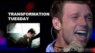 """getlinkyoutube.com-Transformation Tuesday - Nick Carter's """"I Got You"""""""