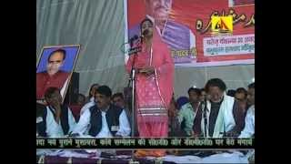 getlinkyoutube.com-Rukhsar Balrampuri- Rudhauli- All India Mushaira 2014