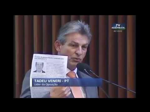 """Veneri defende exoneração de secretário condenado no caso da """"sogra-fantasma"""""""