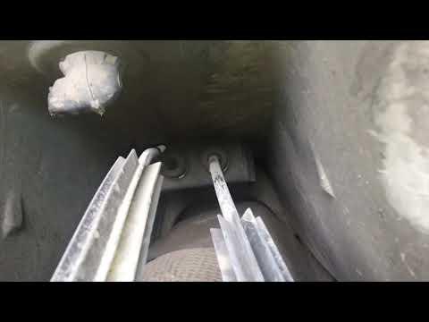 Рено Меган 2 замена троса КПП