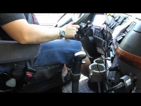 Caminhão nos EUA - Parte 2 - Começando a viagem