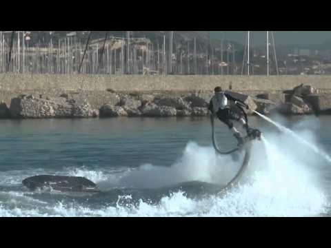 zapata flyboard promotie
