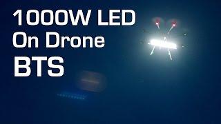 getlinkyoutube.com-1000W LED on Drone Behind the Scenes - RCTESTFLIGHT