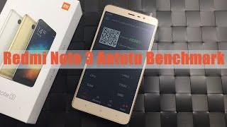 getlinkyoutube.com-Xiaomi Redmi Note 3 Antutu Benchmark