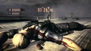 getlinkyoutube.com-Resident Evil 5 - Mod progress #17 - Sectus vs Omgarreggy aka Who Is The Womanliest Woman - Part 1